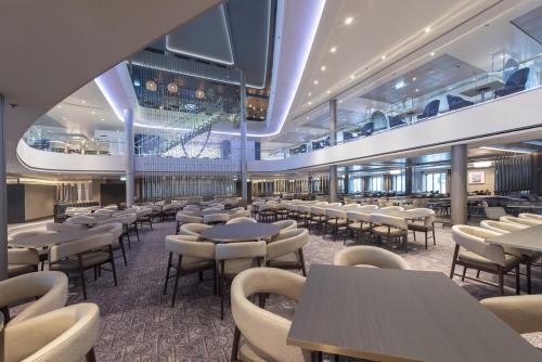 Mein Schiff 2 - Atlantik Main Restaurant